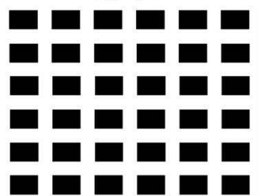 ME AJUDAAAAAA  1.1) Do you see gray dots at the white intersections? 1.2) Are the gray dots really